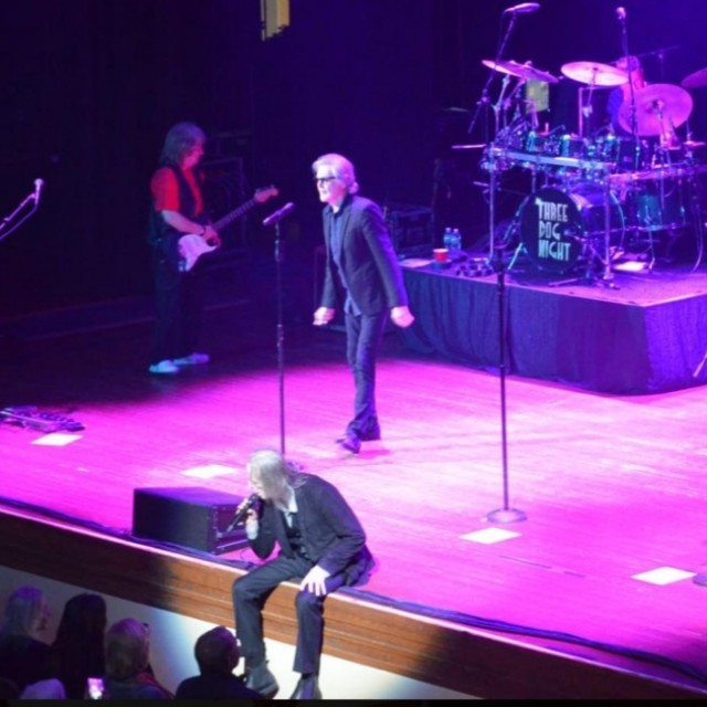 Three Dog Night, Albany Municipal Auditorium, January 2019
