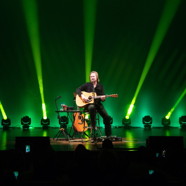 Travis Tritt, Albany Municipal Auditorium, Feburary 2019